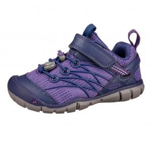 Dětská obuv KEEN Chandler   royal purple/blue depths -  Celoroční