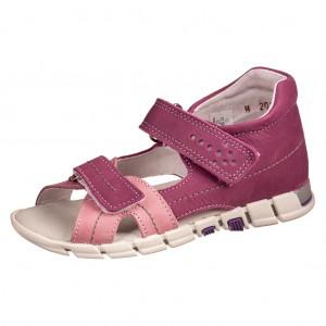 Dětská obuv Sandály Santé 950/803 /fial. růžové - Boty a dětská obuv