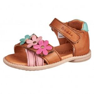 Dětská obuv Froddo sandály G2150117 Brown - Boty a dětská obuv