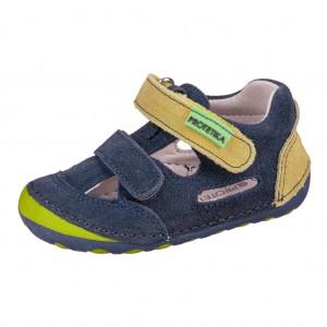 Dětská obuv Protetika FLIP denim  *BF - Boty a dětská obuv