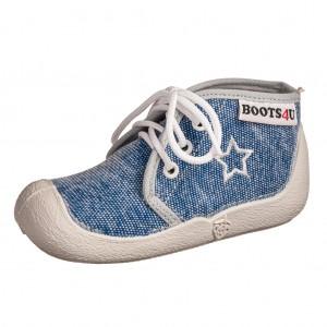 """Dětská obuv Boots4U Plátěnky """"Jeans"""" *BF - Boty a dětská obuv"""