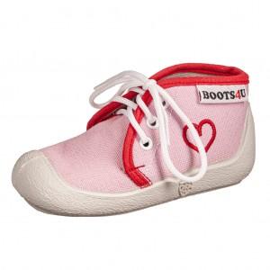 """Dětská obuv Boots4U Plátěnky """"Rose"""" *BF - Boty a dětská obuv"""