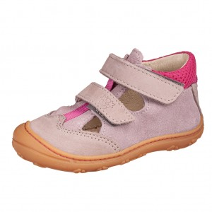 Dětská obuv Ricosta EBI  /viola  *BF WMS M -  První krůčky