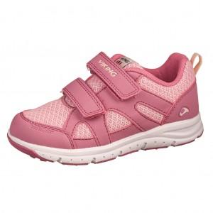 Dětská obuv VIKING ODDA  /pink/violet -  Sportovní