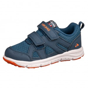 Dětská obuv VIKING ODDA  /navy/denim -  Sportovní
