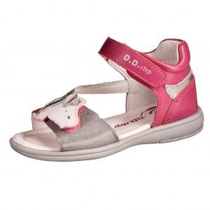 Dětská obuv D.D.Step  K03-497AM  Red - Boty a dětská obuv