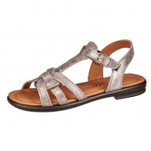 Dětská obuv Ricosta Birte  /silber -  Sandály