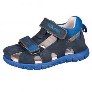Dětská obuv D.D.Step K330-38AM Royal Blue -  Sandály