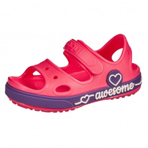 Dětská obuv Coqui sandálky Yogi  /rouge -