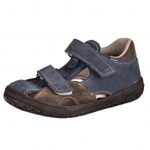 Dětská obuv Jonap B8S  modro čedé  *BF -