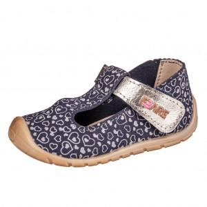 Dětská obuv FARE BARE 1. botičky 5062202  *BF -