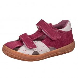 Dětská obuv Jonap B8S  vínové  *BF -