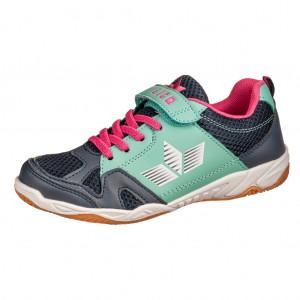 Dětská obuv LICO Sport VS   marine/türkis/pink -  Sportovní