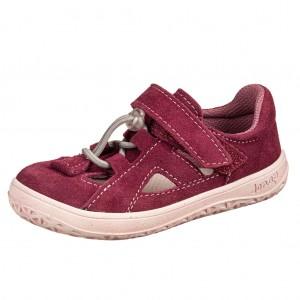 Dětská obuv Jonap B9S  vínová  *BF -  Sandály