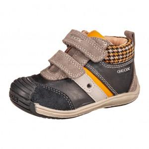 Dětská obuv GEOX B Toledo  /navy/grey -  Celoroční