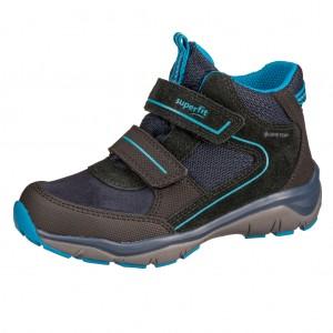 Dětská obuv Superfit 1-000239-0010 GTX WMS W V -  Celoroční