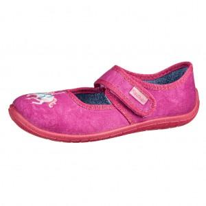 Dětská obuv Domácí obuv Fischer /viola - Boty a dětská obuv