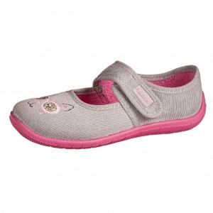Dětská obuv Domácí obuv Fischer /Melly - Boty a dětská obuv
