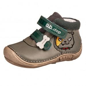 Dětská obuv D.D.Step  018-58A  Grey  *BF -  První krůčky