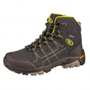 Dětská obuv Brütting Mount Shasta Kids Hi   /marine/lemon - Boty a dětská obuv