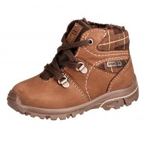 Dětská obuv Ricosta DESSE /caramel/schoko  WMS W - Boty a dětská obuv