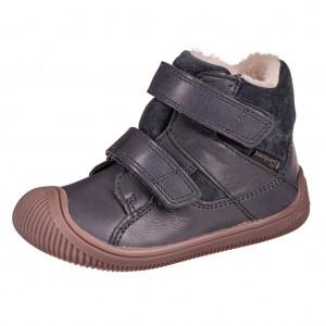 Dětská obuv Bundgaard Walk velcro TEX /night sky WS - barefoot...