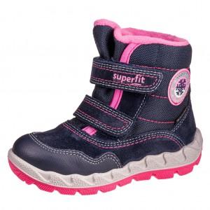 Dětská obuv Superfit 1-009013-8010  GTX  WMS W V - Boty a dětská obuv