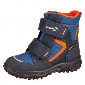 Dětská obuv Superfit 1-000047-8010 GTX  WMS M IV - Boty a dětská obuv