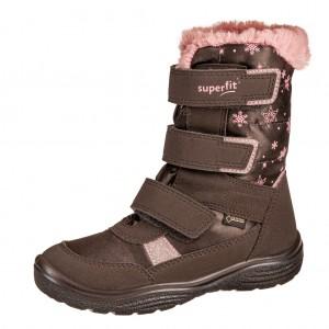 Dětská obuv Superfit 1-009092-3000 GTX   WMS M IV - Boty a dětská obuv
