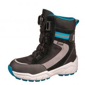 Dětská obuv Superfit 1-009169-0000 GTX  WMS W VI - Boty a dětská obuv