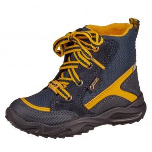 Dětská obuv Superfit 1-009234-8000 GTX WMS W V - Boty a dětská obuv