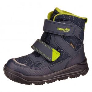 Dětská obuv Superfit 1-009075-8000 GTX WMS M IV - Boty a dětská obuv