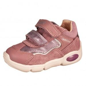 Dětská obuv GEOX B Pillow G   /rose smoke - Boty a dětská obuv