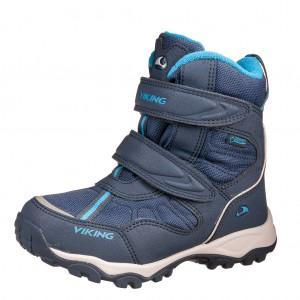 Dětská obuv VIKING Beito GTX  navy - Boty a dětská obuv