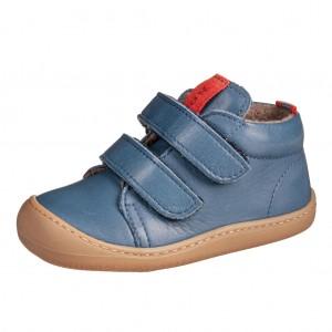 Dětská obuv KOEL4KIDS Velvet blue - Boty a dětská obuv