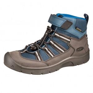 Dětská obuv KEEN Hikeport sport MID WP  /majolica/sky diver - Boty a dětská obuv