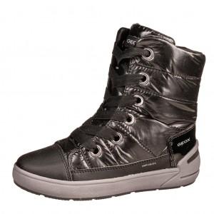 Dětská obuv GEOX J Sleigh G /black - Boty a dětská obuv
