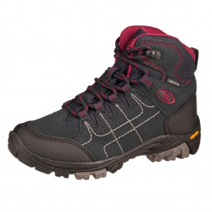 Dětská obuv Brütting Mount Shasta Kids Hi   /marine/bordeaux -  Do hor nebo nížin