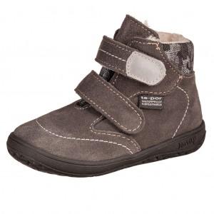 Dětská obuv Jonap B5SV šedé  *BF - Zimní