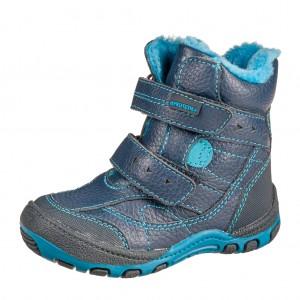 Dětská obuv Protetika LAROS tyrkys - Zimní