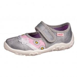 Dětská obuv Domácí obuv Superfit 1-800284-2010 WMS M IV -
