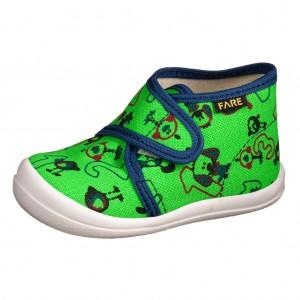 Dětská obuv Domácí obuv FARE -  První krůčky