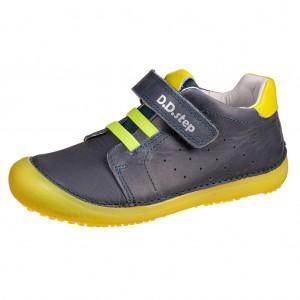 Dětská obuv D.D.Step  063-779AL royal bue *BF - Boty a dětská obuv