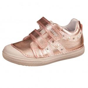 Dětská obuv D.D.Step  049-68BM Metallic Pink - Boty a dětská obuv
