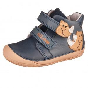 Dětská obuv D.D.Step  070-933  Royal Blue  *BF - Boty a dětská obuv