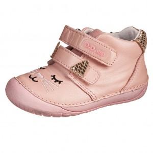 Dětská obuv D.D.Step  070-866B Baby Pink *BF - Boty a dětská obuv
