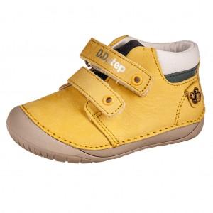 Dětská obuv D.D.Step  070-387A  Yellow *BF - Boty a dětská obuv
