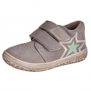 Dětská obuv Jonap B1SV šedá hvězda  *BF - Boty a dětská obuv