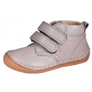Dětská obuv Froddo Paix velcro/ light grey  *BF - Boty a dětská obuv