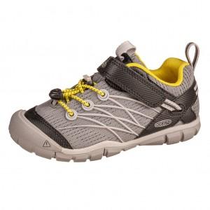 Dětská obuv KEEN Chandler   steel grey/evening primrose - Boty a dětská obuv